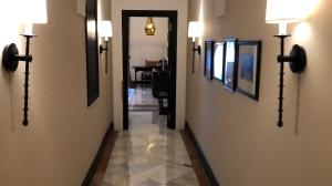 Room hallway